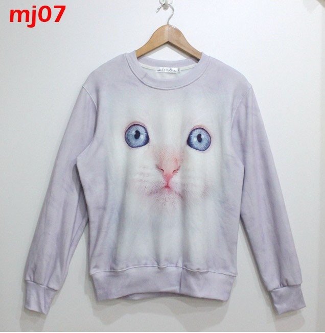 3D Funny Cute Design Sweatshirts Sweaters For Women Men on Luulla